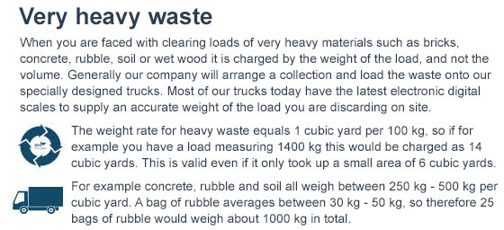 fulham special offer for waste clearance service